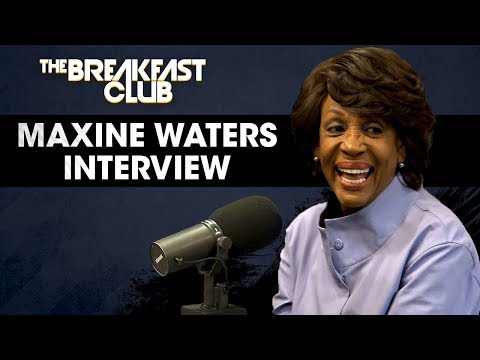 Maxine Waters Reclaims Her Time On The Breakfast Club, Talks Hip-Hop Censorship, Gun Laws & More