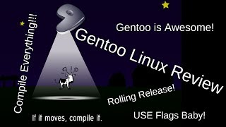 Gentoo Linux Review