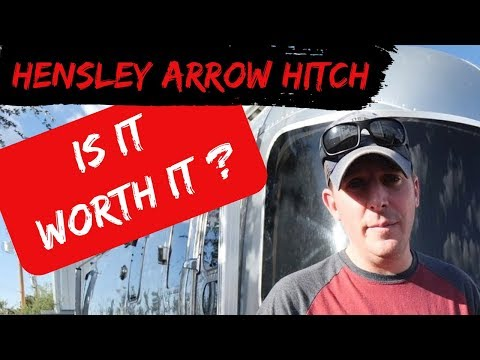 Hensley Arrow Hitch - Is It Worth It? - RV Full TIme