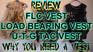3 TACTICAL VEST 'REVIEW' WHY YOU SHOULD OWN ONE!