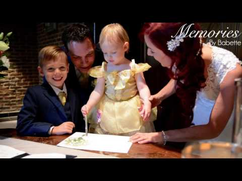 Our wedding day video clip
