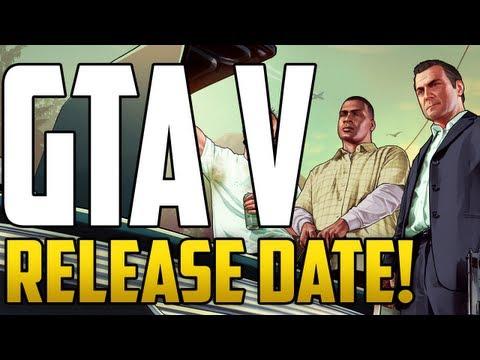 GTA V - OFFICIAL RELEASE DATE!  [17.9.2013]