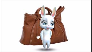 Zoobe Зайка Тайна женской сумочки
