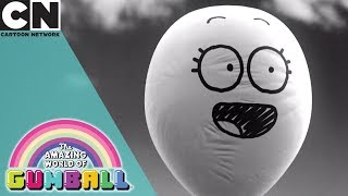 The Amazing World of Gumball | Cheering Up Alan with a Song | Cartoon Network