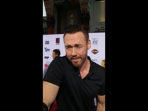 Red Carpet s  Kevin Durand at SOA Final Red Carpet