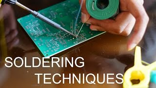 How to Solder   Tİps for Beginners (HD)