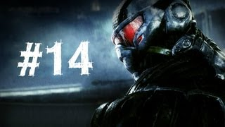 Crysis 3 Gameplay Walkthrough Part 14 - Ceph Mastermind Boss - Mission 6
