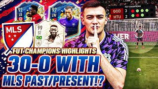 30-0 ON FUT CHAMPIONS w/ MLS PAST & PRESENT TEAM!! Fifa 20 Ultimate TOTS Gameplay + Squad Builder!
