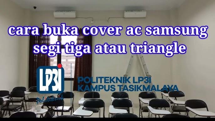 Cara Buka Cover Ac Samsung Segitiga Triangle Youtube