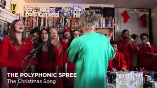 The Polyphonic Spree: NPR Music Tiny Desk Concert