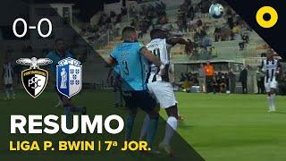 Портимоненси  0-0  Визела видео