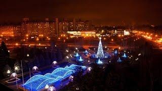 Кривой Рог. Украина(Самый длинный город в Европе., 2016-03-21T23:28:16.000Z)