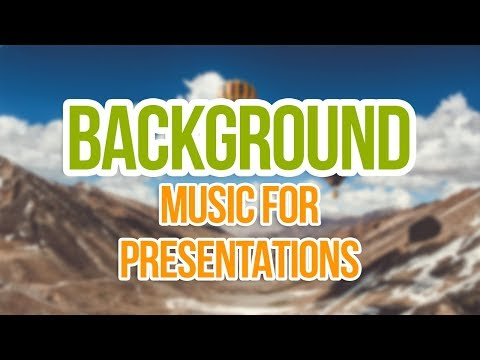Background Music For Presentation  Corporate  Music