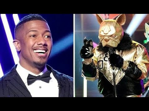Nick Cannon makes shock Masked Singer return