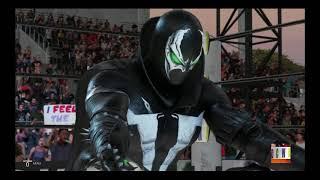 DCWA سلسلة الناجي (النهائي المشاهدة عن 2K19 الموسم)