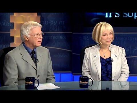 Dennis & Dr. Jen Clark (1) Isten Benned, avagy Jelenléte Nem Hagy El! Sid Roth EZ TERMÉSZETFÖLÖTTI