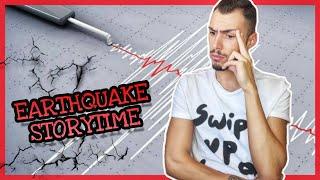 Να ήταν μόνο ο σεισμός..... STORY TIME | Tsede The Real