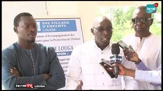 SOS Village Louga -  Programme d'accompagnement des communautés pour la protection de l'enfant