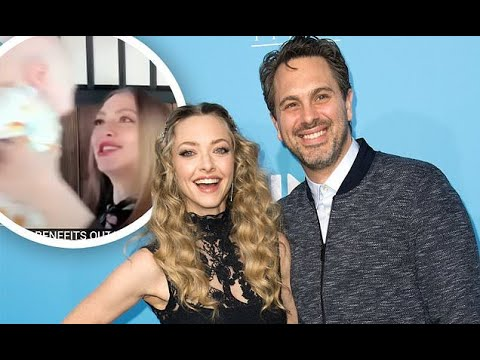 Amanda Seyfried's Son Makes Rare Appearance During Her 'Today ...