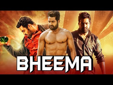 Bheema 2019 Telugu Hindi Dubbed Full Movie | Jr. NTR, Bhumika Chawla, Ankitha