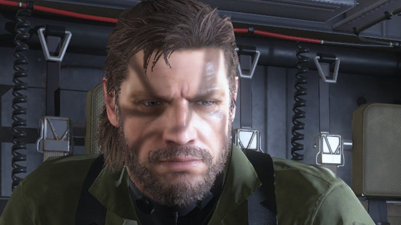 Metal Gear Solid V: MGS3 Virtuous Mission Snake Mod by caplag