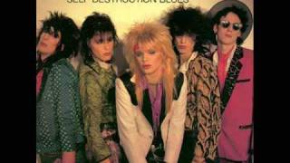 Watch Hanoi Rocks Self Destruction Blues video