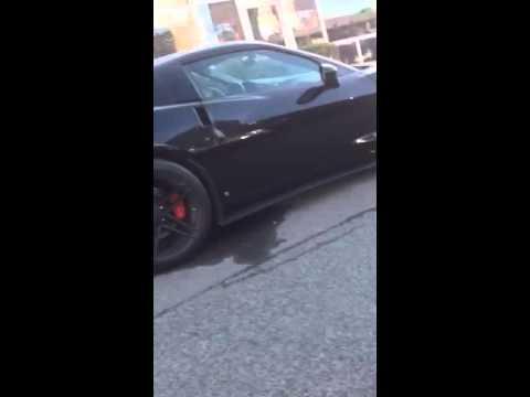 Chevrolet Corvette Baku Youtube