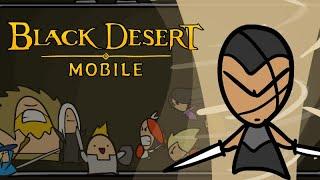 Hashashin Strikes In! [Black Desert Mobile Cartoon]