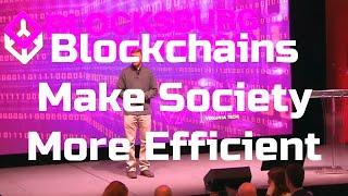 Every Company Will Have MANY Blockchains in the Spirit of Decentralization.