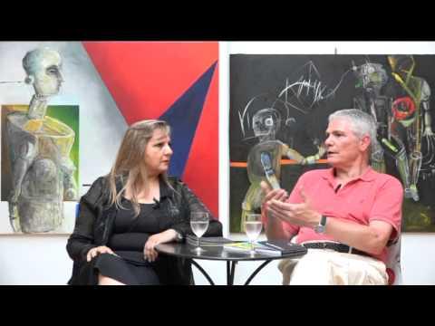 Francesca Magro e Giancarlo Ricci, Milano Arte Expo magazine