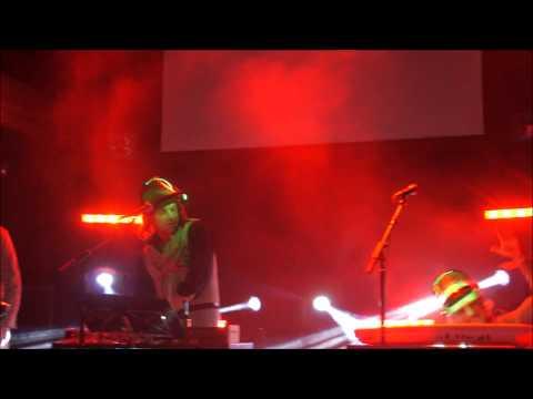 Fraktus - live in Hamburg 2013