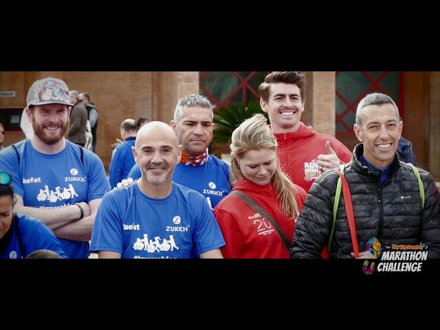 The City Sightseeing Marathon Challenge #03 – Seville Marathon 2019