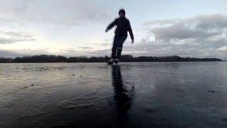 Ice FUN at Kauno Marios