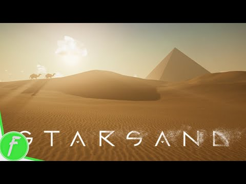 Starsand Gameplay HD (PC) | NO COMMENTARY