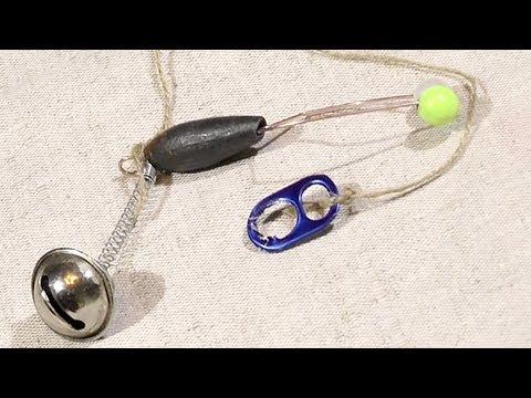 Очень простой в изготовлении сигнализатор поклёвки для донки