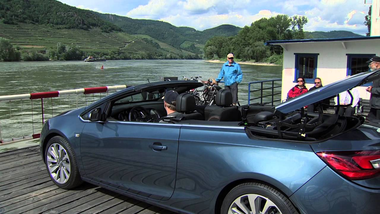 Cabrio Fahren