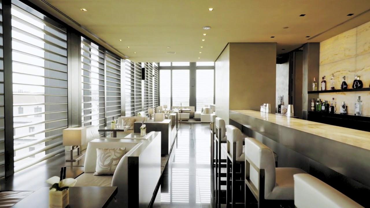 armani bamboo bar