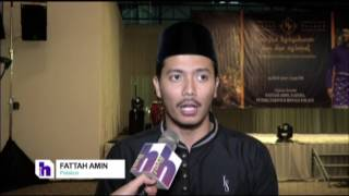 Fattah Amin raikan anak-anak yatim