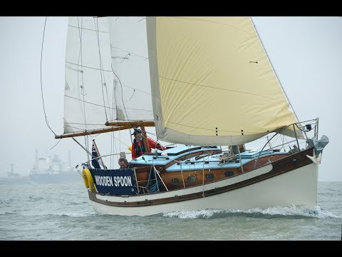 My Classic Boat.  Peter Duck 1964
