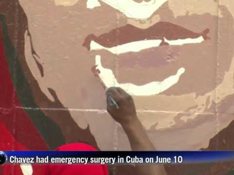 Venezuelans puzzle over Chavez health mystery