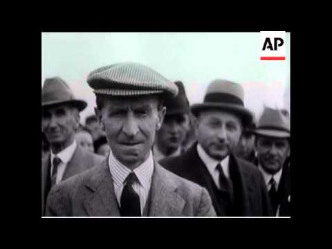 John Buchan At Ploughing Match