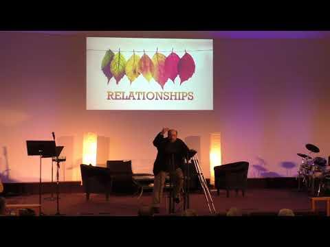 October 29th, 2017. Sermon: Living Room Conversations.  pt7.
