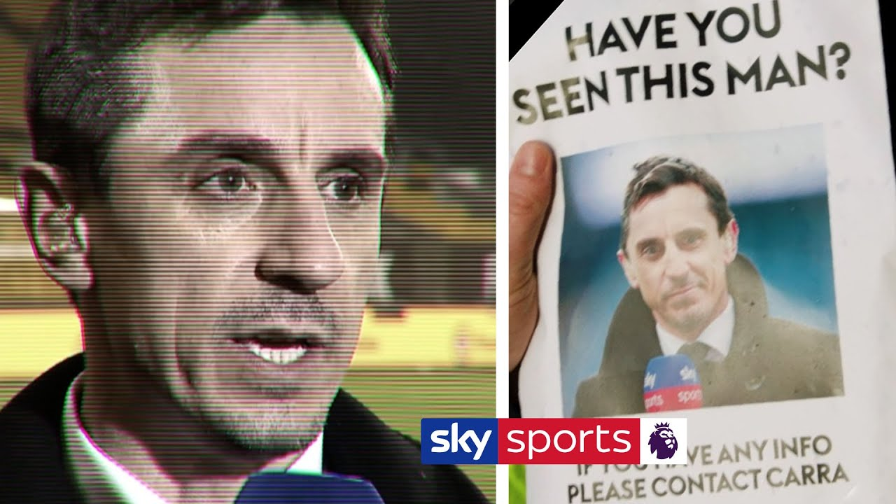 Has anyone seen this man? #WheresGary
