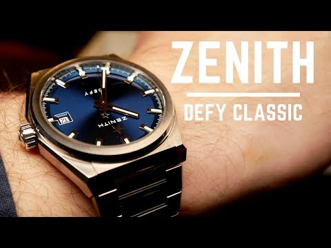 Zenith Defy Classic Review