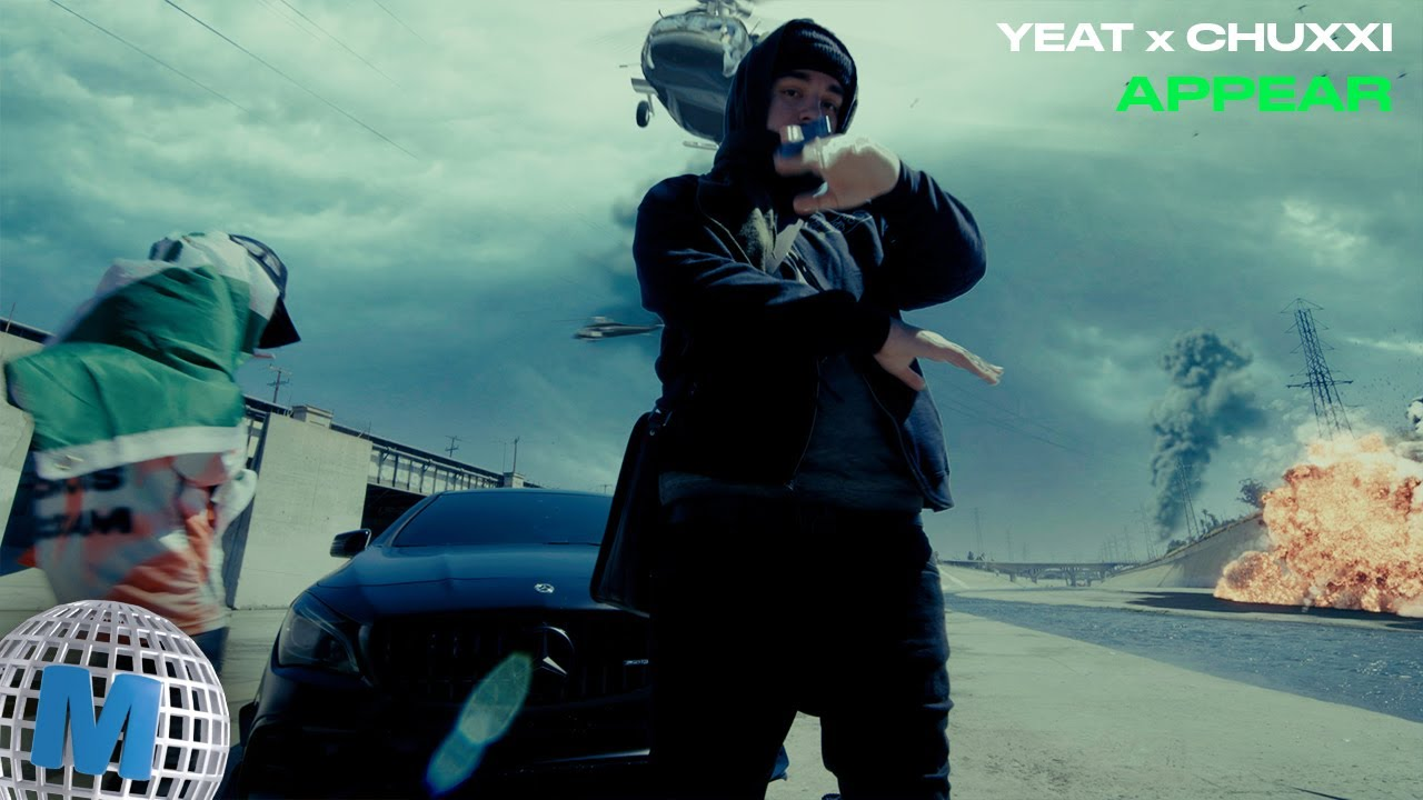 Download YEAT X CHUXXI - APPEAR (OFFICIAL VIDEO) DIR. BY @MIGGYLAND