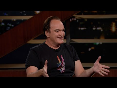 Quentin Tarantino: Once Upon a Time in Hollywood | Real Time with Bill Maher (HBO)