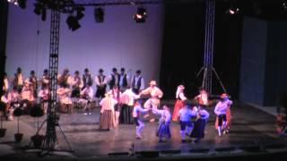 Tenerife (1/3) - XXXIII Festival Folklórico Internacional de Extremadura