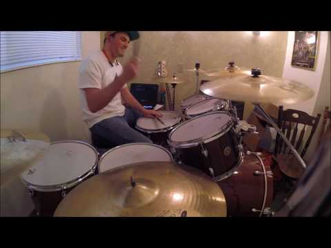 """""""Run"""" -   Foo Fighters drum cover - Chad Manning (Gretsch Catalina Maple)"""