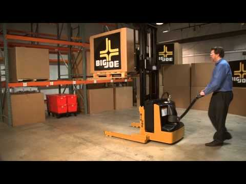 Electric Walkie Stacker Forklift New York Long Island New York ...