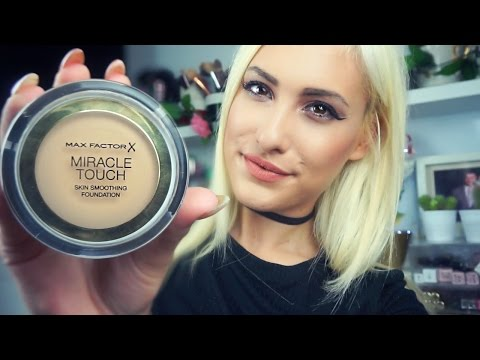 Miracle Touch Liquid Illusion Foundation (Caramel)